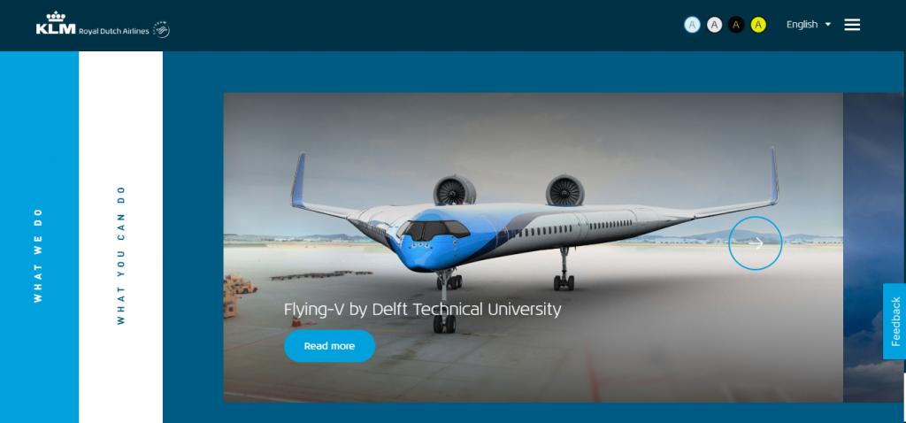 KLM-fly-responsibly-flyg-ansvarsfullt