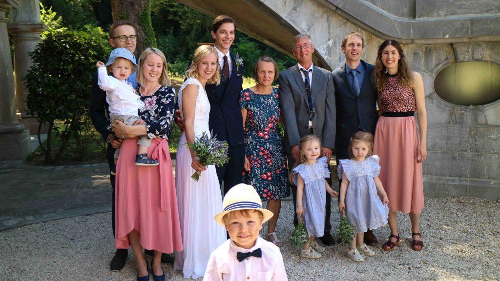 Bröllopsresa bilsemester i Europa