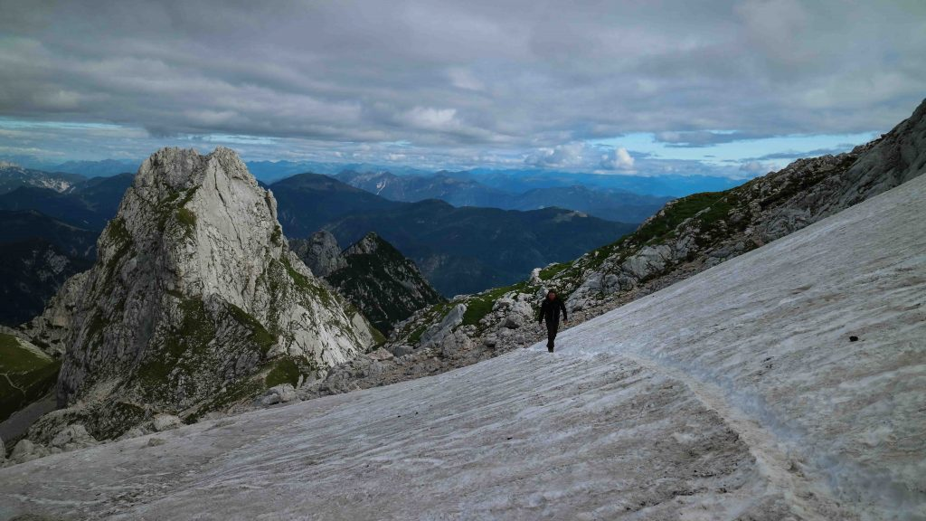 Vagabordform - Mangart i Slovenien