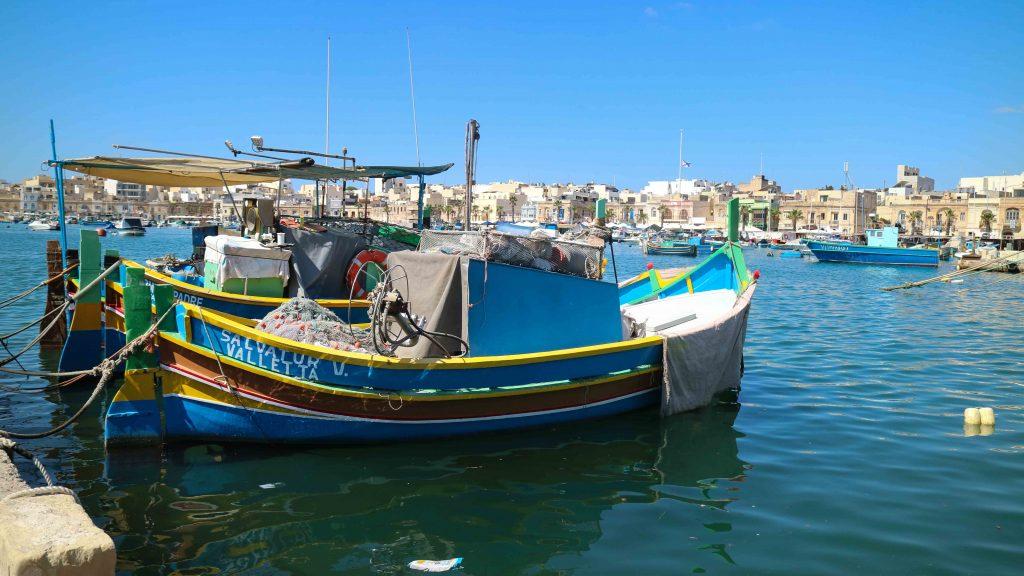 Hej från Malta