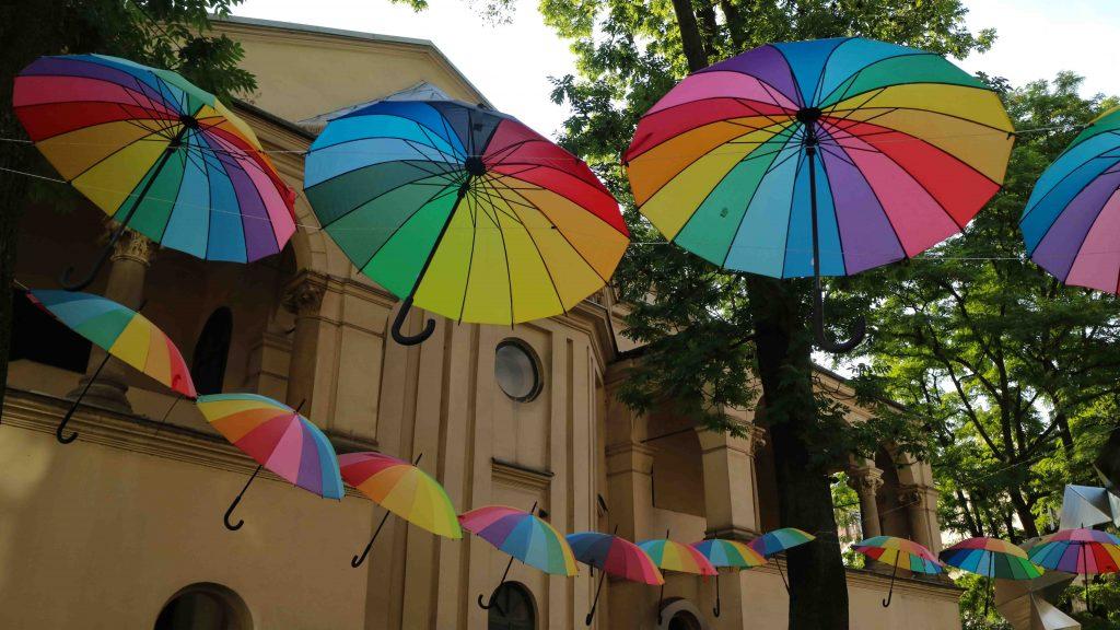 Judiska kvarteren i krakow