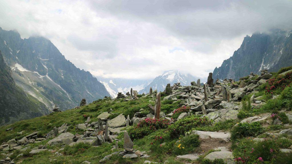Vandra i Chamonix