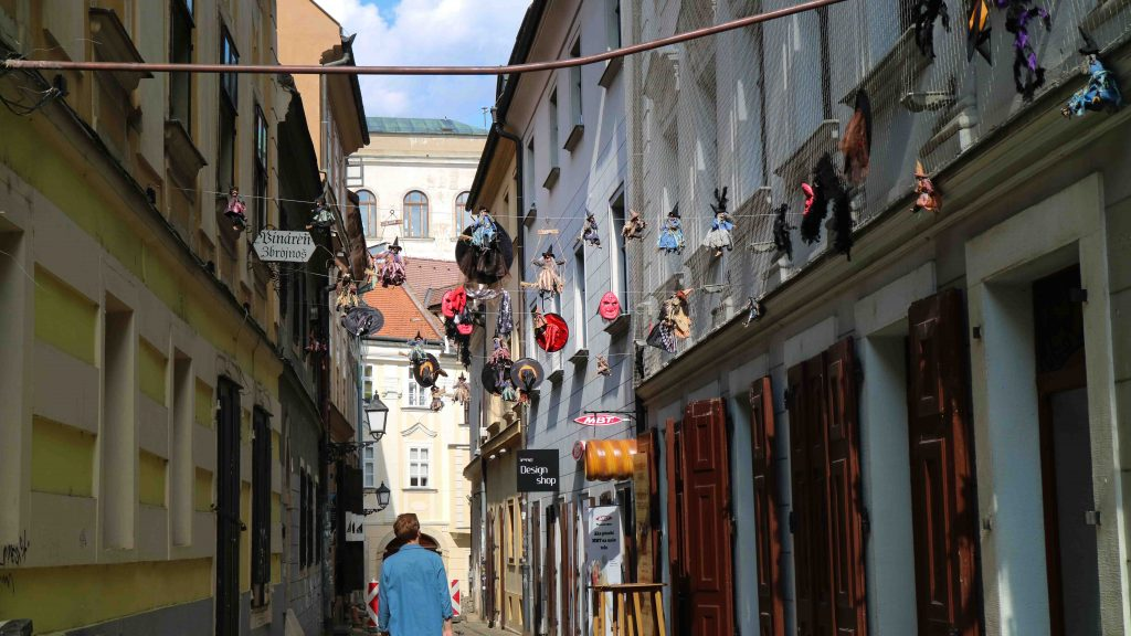 Att göra i Bratislava - weekend i Slovakien