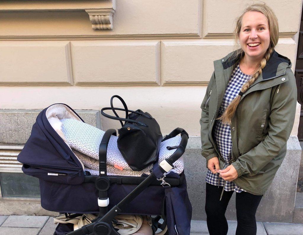 barnvagn vardag