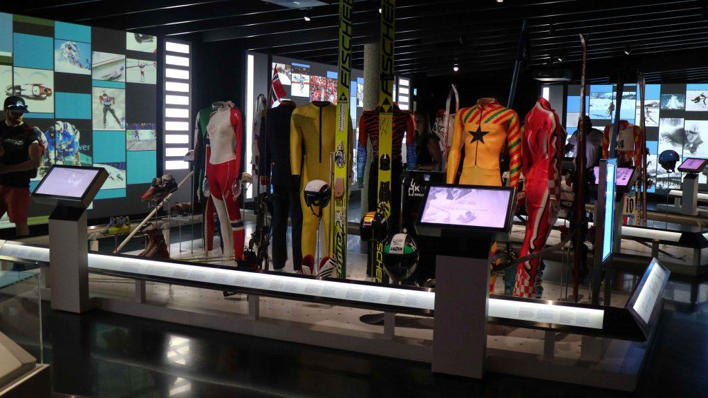 Olympiska museet i Lausanne