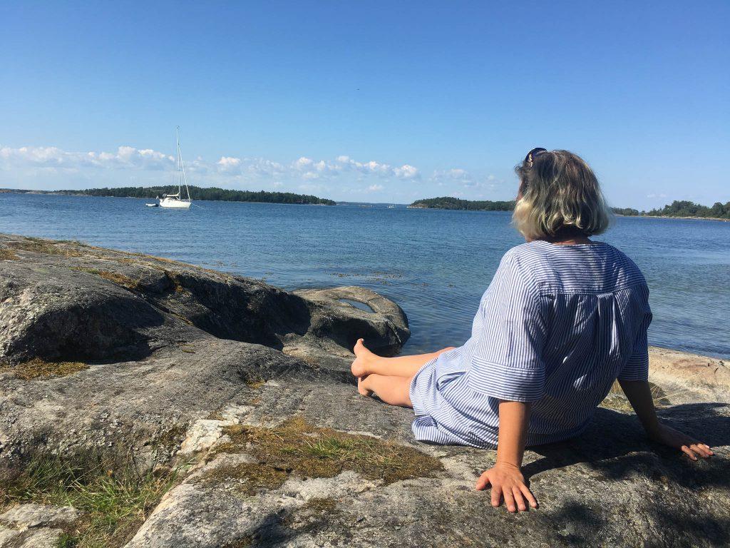 Nåttarö dagsutflykt stockholms skärgård