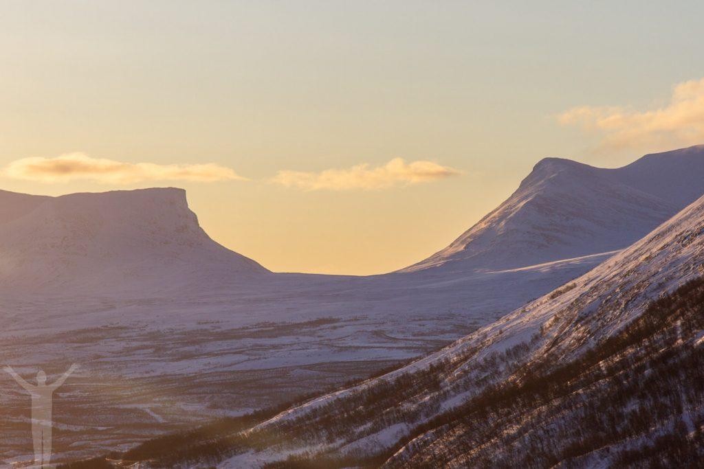 Lapporten se och göra i Norrland