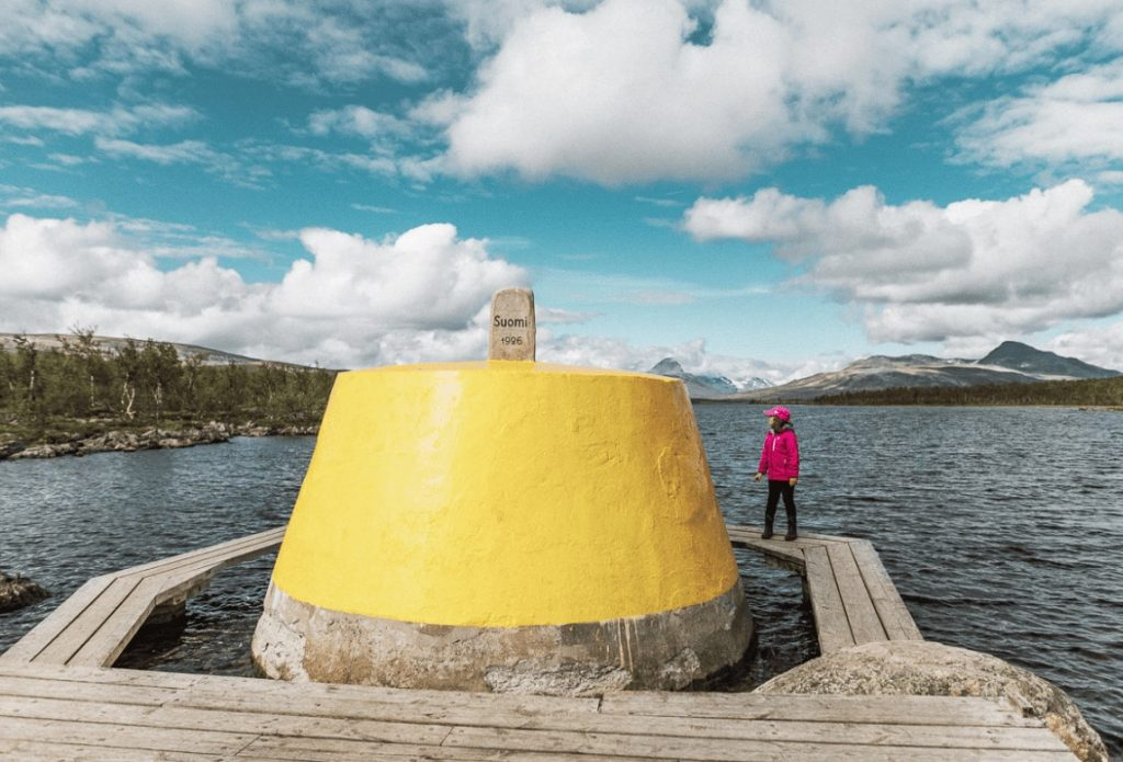 Sevärdheter i Norrland, Lappland