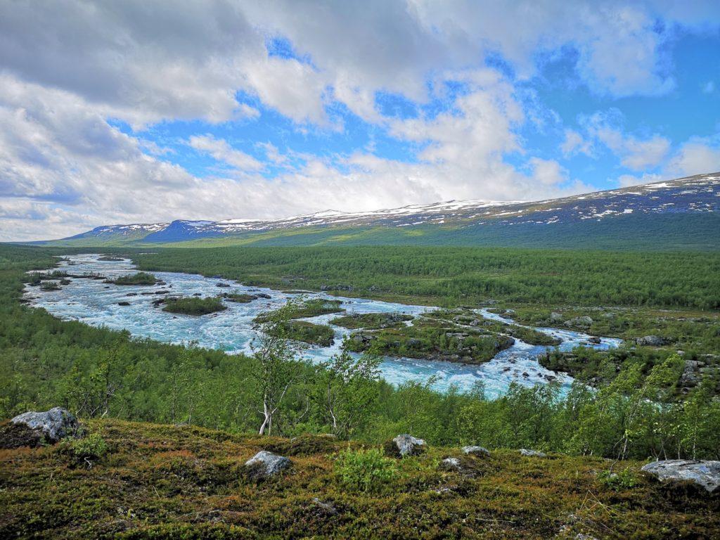 Se och göra i norrland vandra