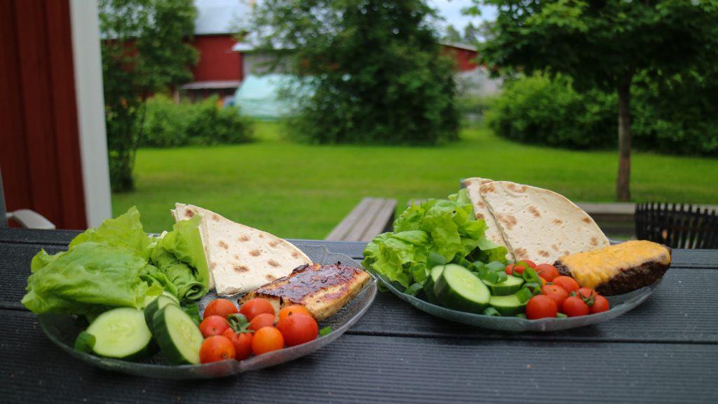 Sommar i Västerbotten, Tväråbäck
