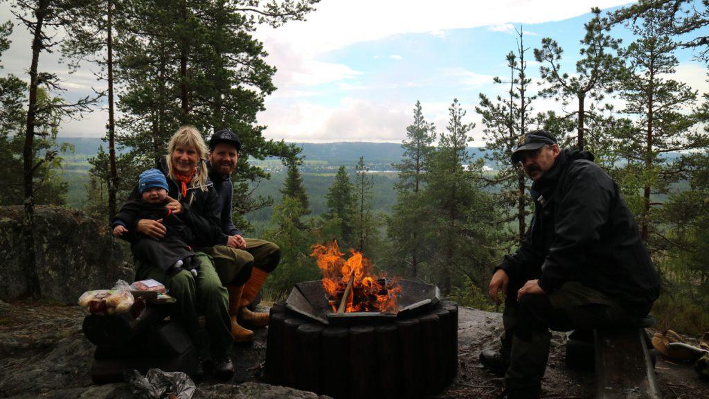 Sommar i Västerbotten, Starberget
