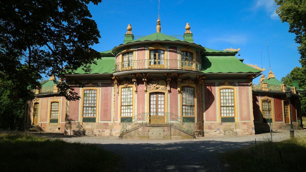 Drottningholm att göra på lovön
