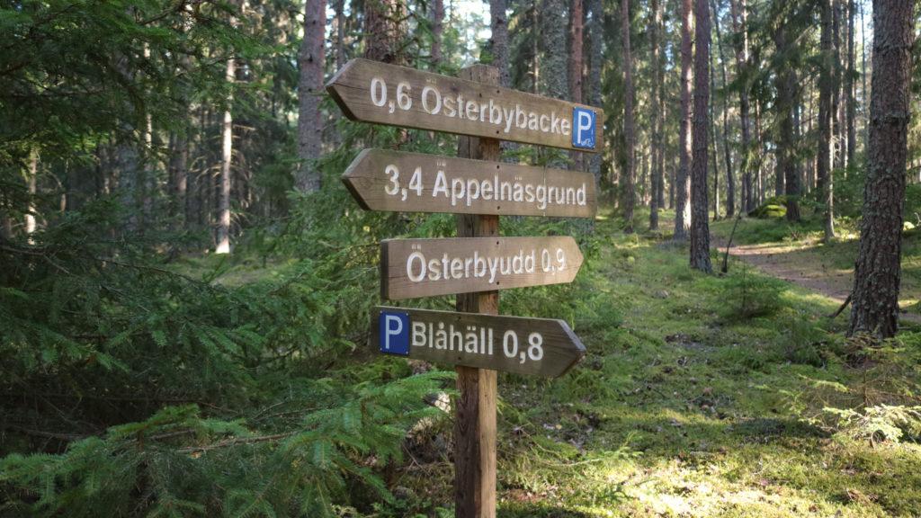 Härjarö vandra Enköping Uppsala