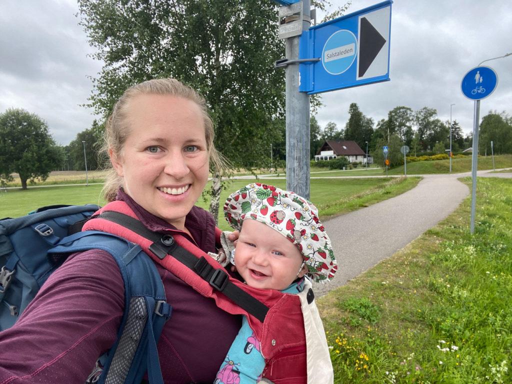 Vandra Salstaleden Uppsala