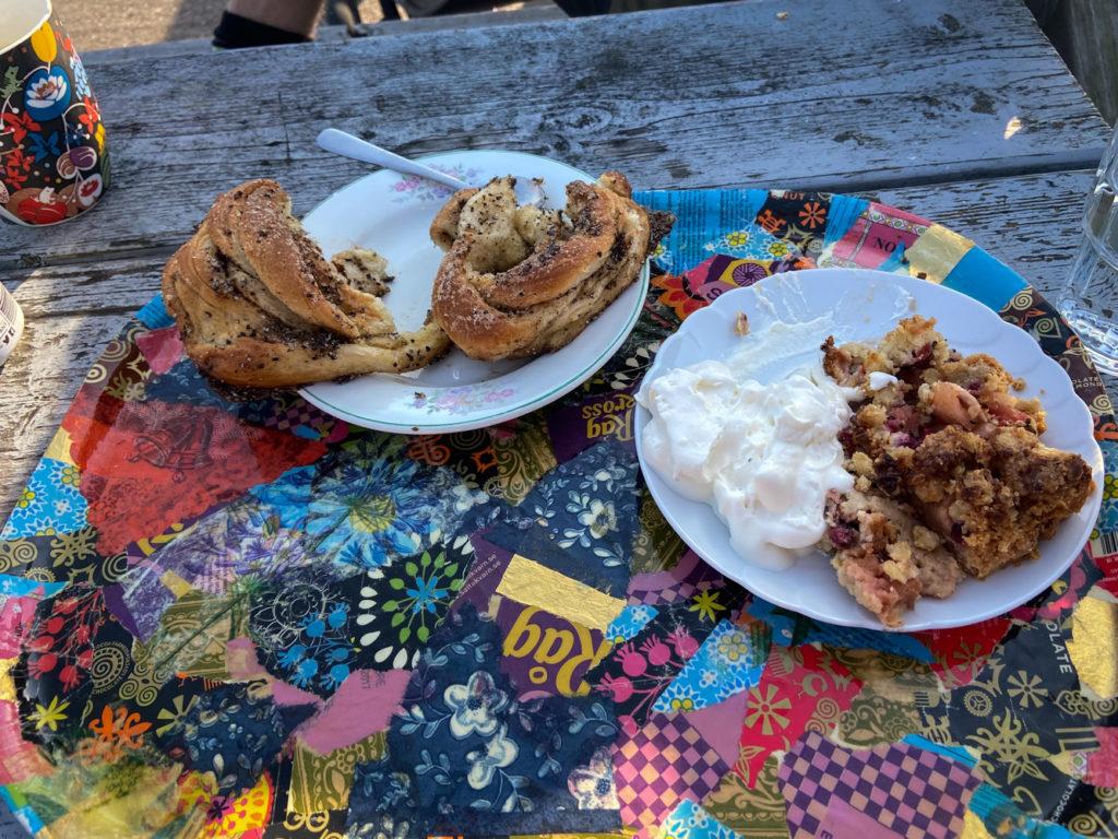 Café i Solna fika kafe sjöstugan