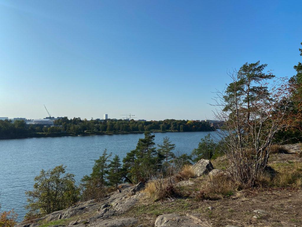 Naturområden i Solna Tivoliparken