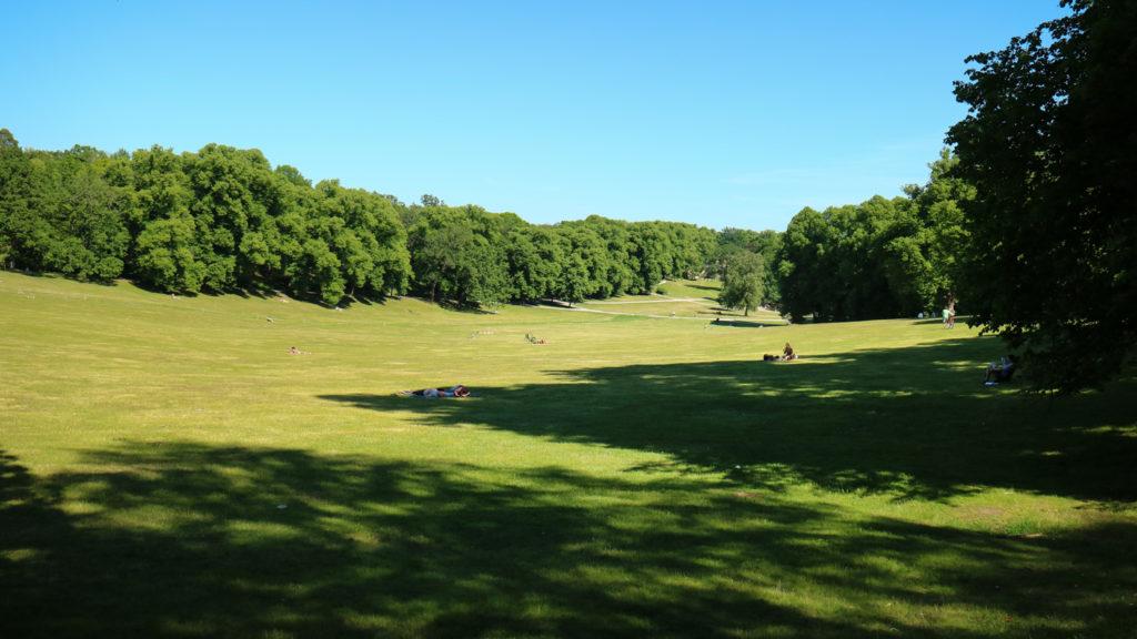 Park i solna Naturområden i Solna
