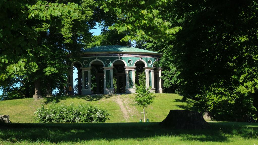 Park i Solna hagaparken