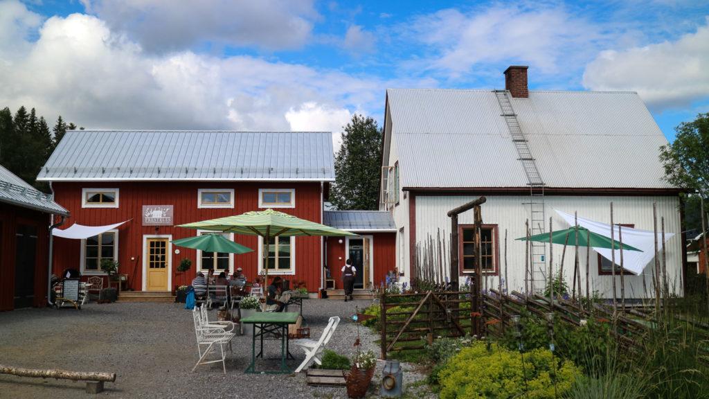 Resa hållbart i Västerbotten