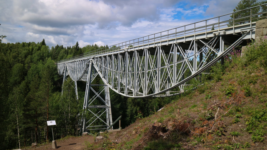 Utflykt från Konstvägen i Västerbotten