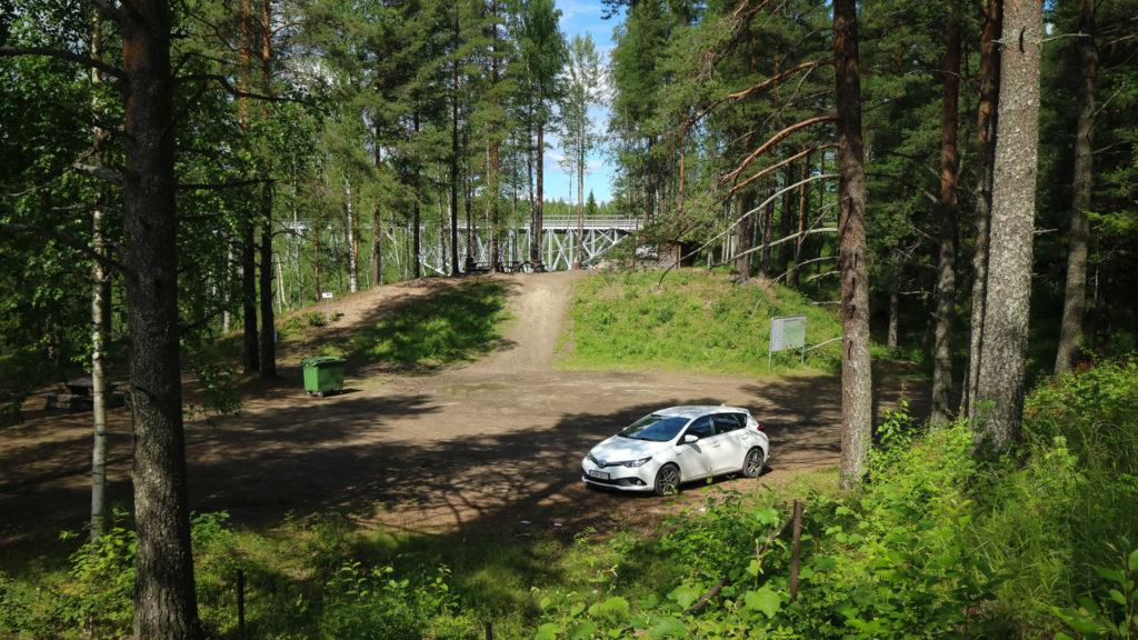 Bilsemester i Västerbotten
