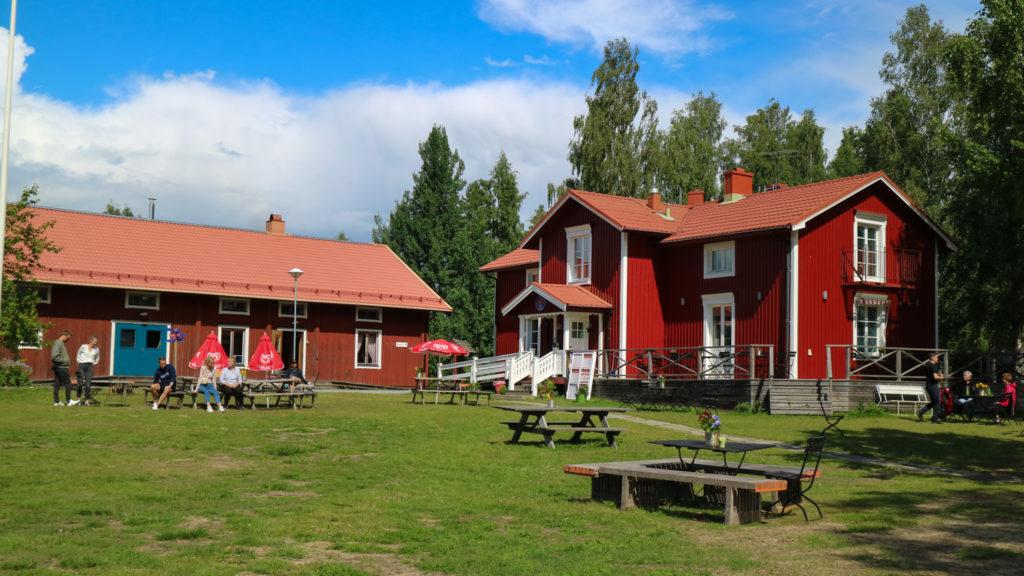 Sundlingska gården Tavelsjö