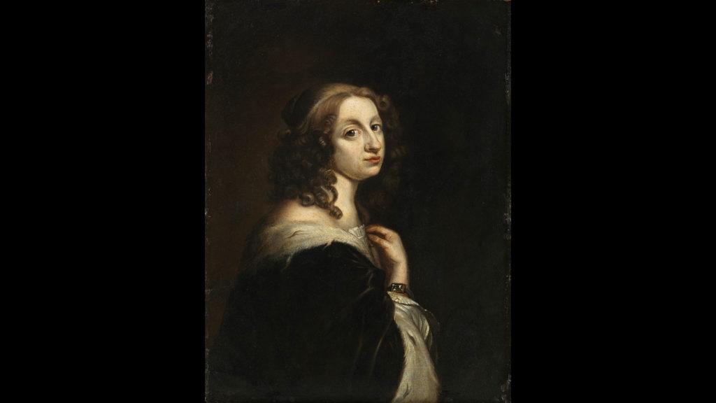 kvinnohistoria Drottning Kristina