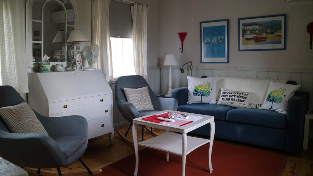Boende i Öregrund Hotell Klockargården